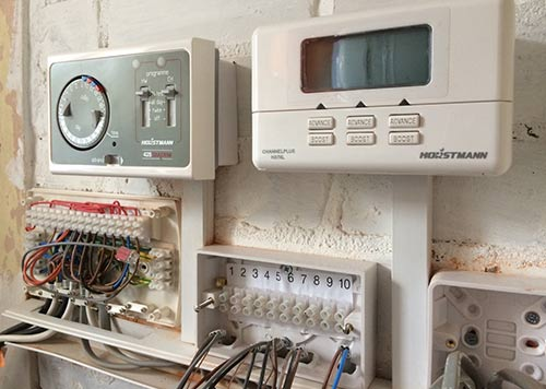 Electrical Wiring Bristol, Domestic Heating Controls