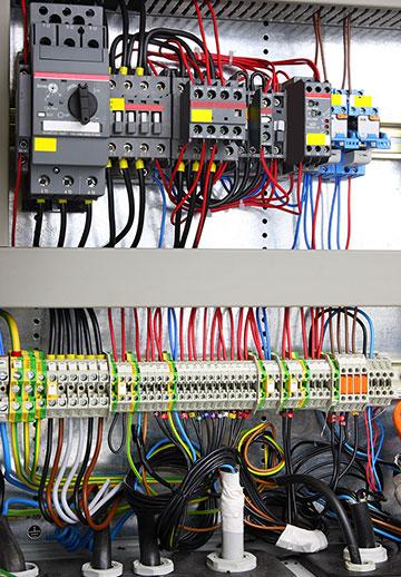 Panel Industrial Board